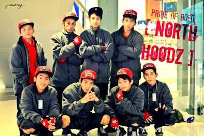 North Hoodz - Bogo Pride