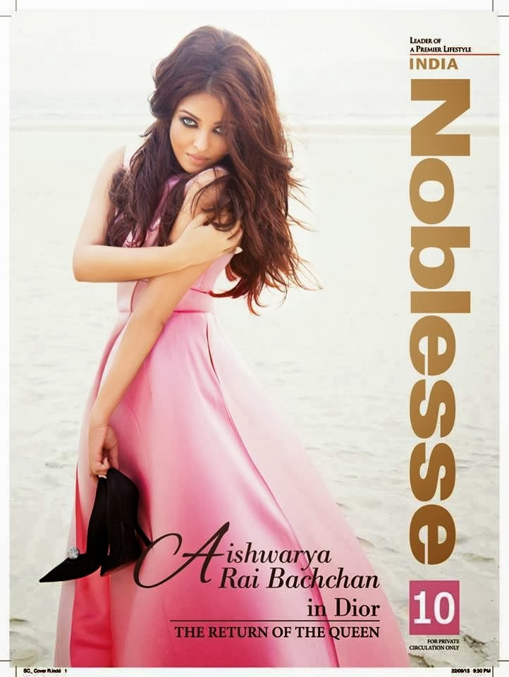 Aishwarya Rai Hot For Noblesse I M P