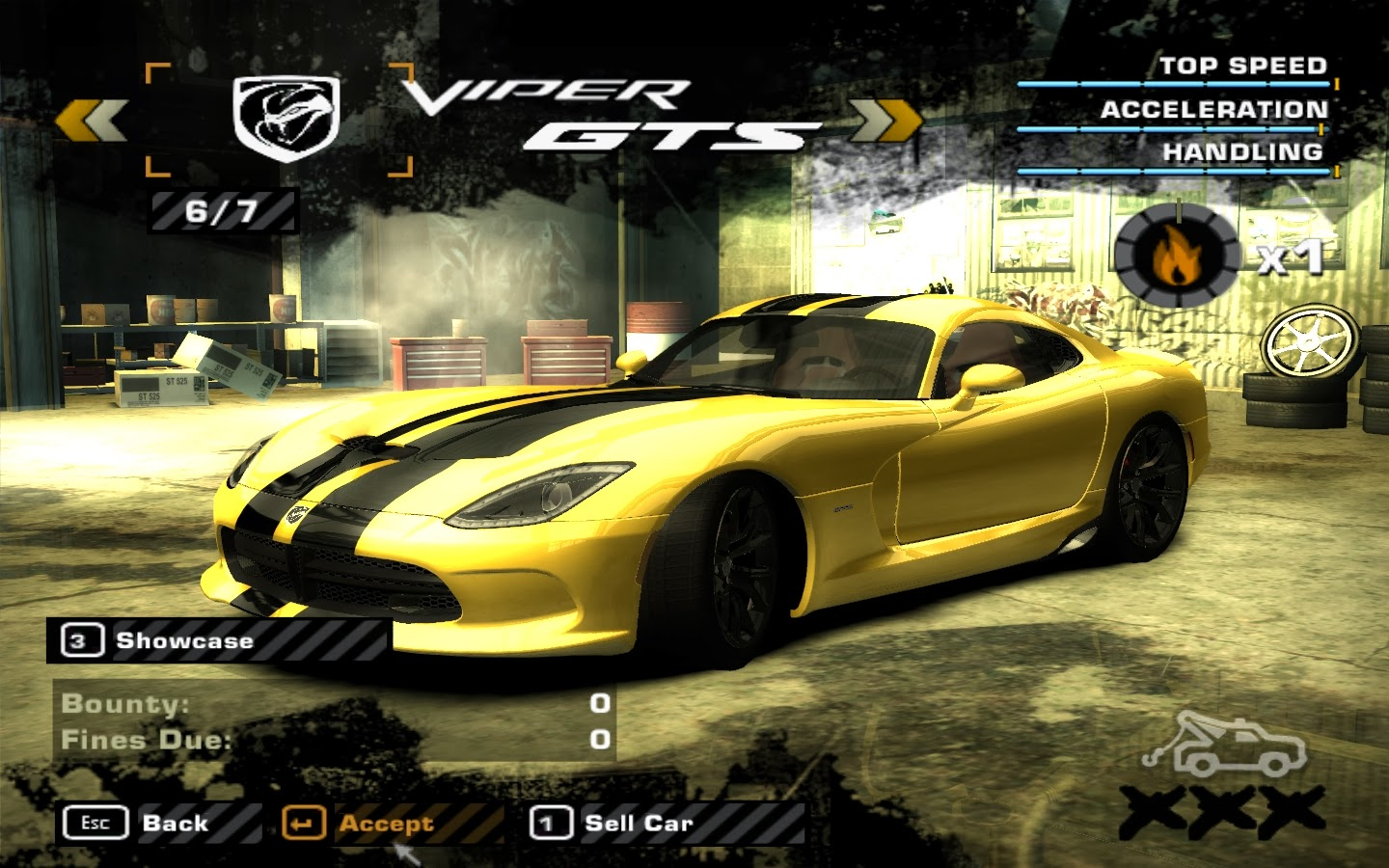 Need For Speed Most Wanted 2013 Cars