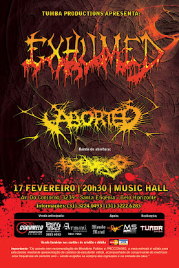 Exhumed e Aborted