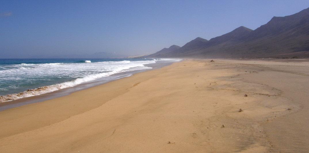 Playa nudista Cofete (Fuerteventura)