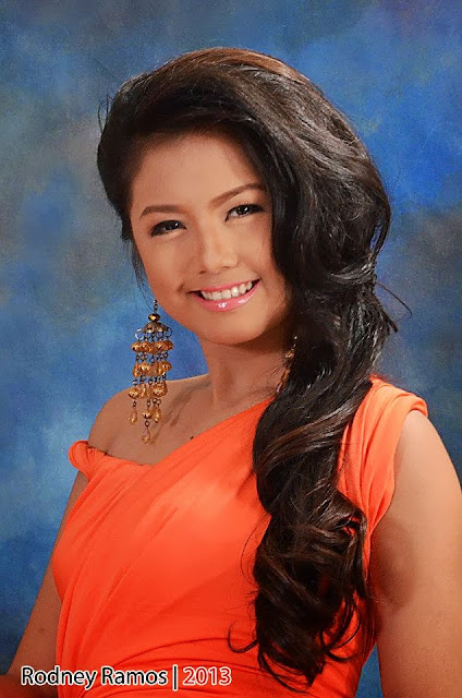 Jasmine A Villar Miss Bogo Tourism 2013