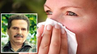 علاج حساسية الأنف ـ دكتور جمال الصقلي