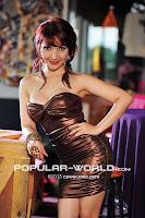 Foto Roro Fitria di Majalah Popular 2013
