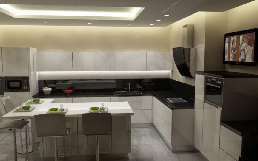 Кухни 3D