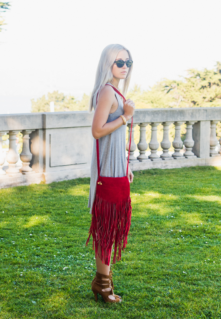 Boho Style by Stone Fox Style's Bryn Newman at the Legion of Honor in San Francisco