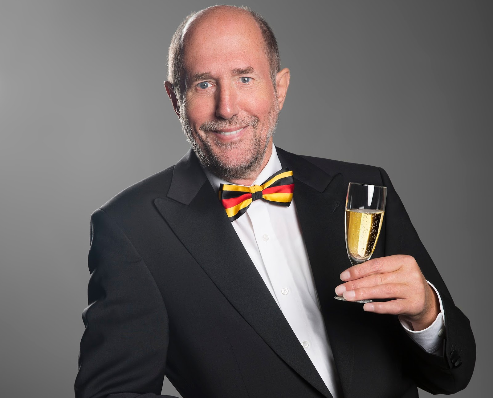 Kabarettist Mike Jörg