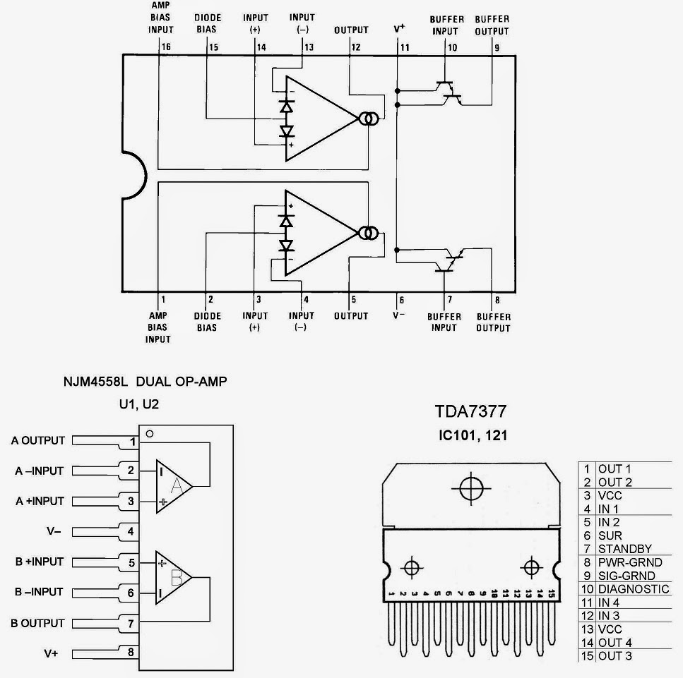 electro help  jbl gt basspro ii sub-woofer - wiring diagram