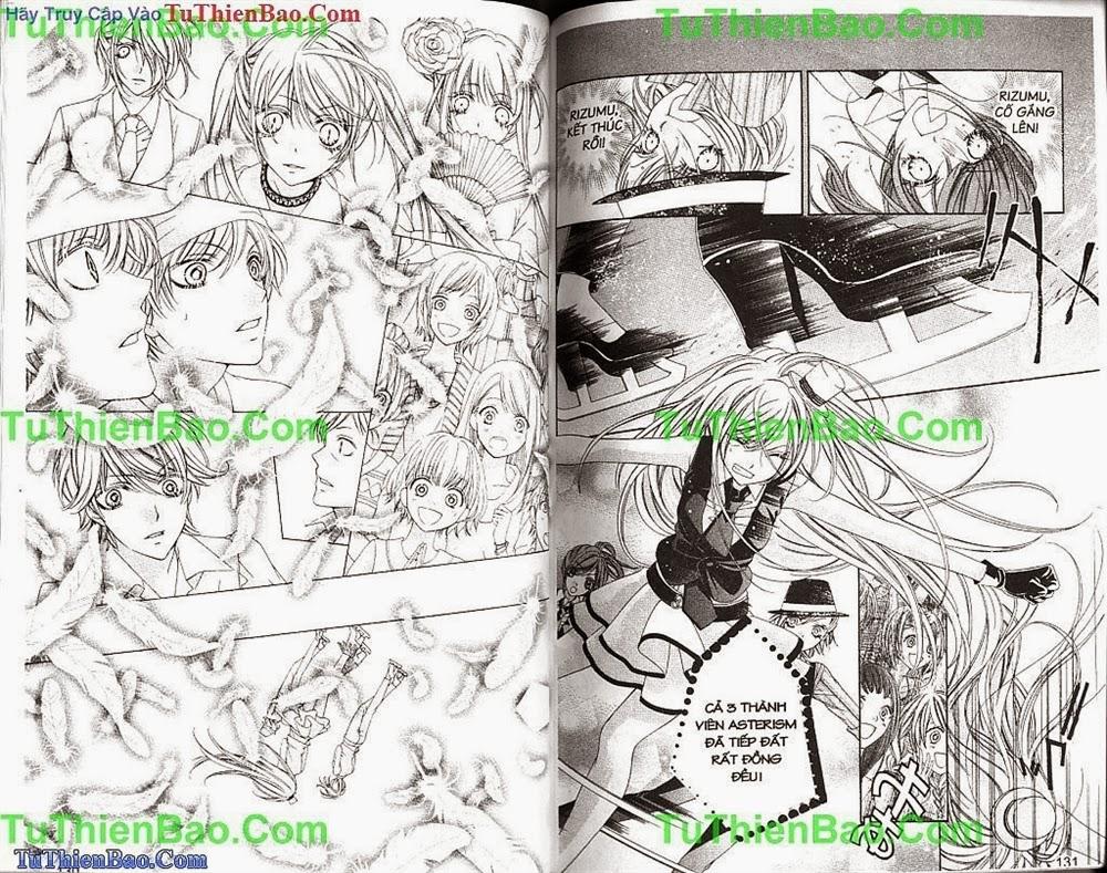 Vũ Điệu Sao Băng chap 4 - Trang 64