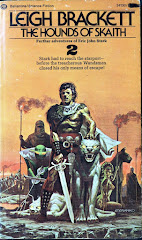 'The Hounds of Skaith' by Leigh Brackett