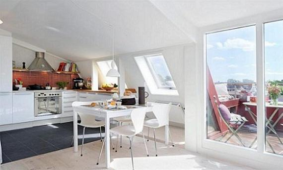 Dise o y decoraci n de apartamentos octubre 2012 - Apartamentos pequenos disenos ...