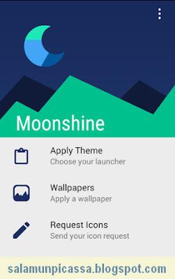 Membuat Tampilan Launcher Seperti Android Lollipop