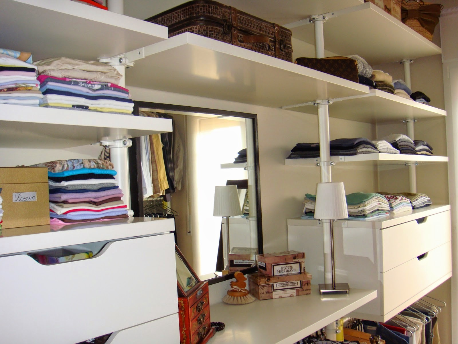 Ideas Decoracion Despacho Ikea ~ Un vestidor al alcance con Ikea Decoraci?n  General MartaMMP