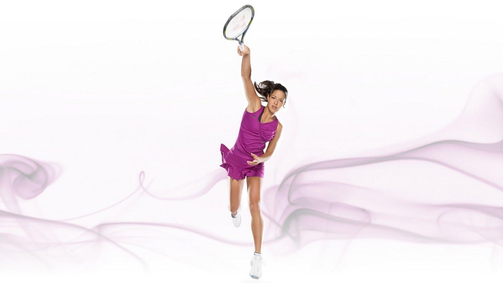 Free Wallpapers 1920x1080 HDTV: Ana Ivanović, tennis