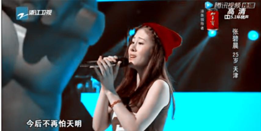 Zhang Bi Chen - Ta shuo [LYRICS PINYIN]