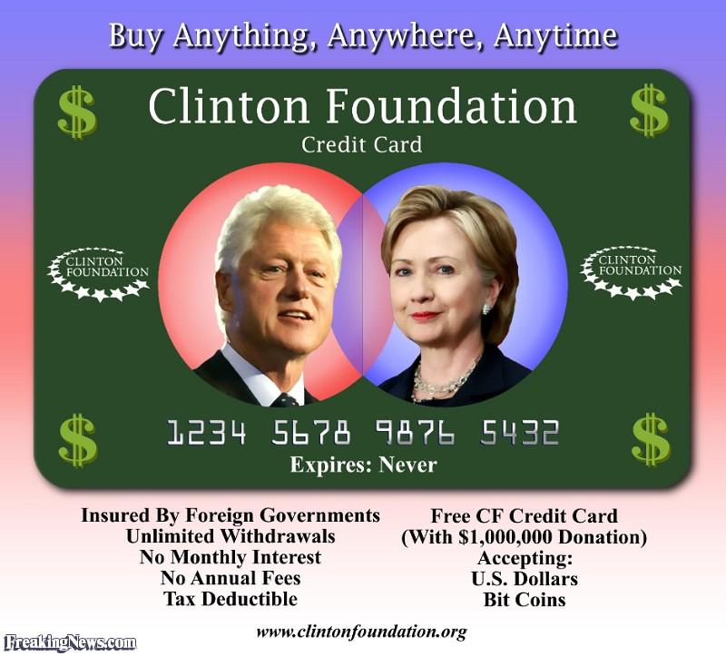 Hillary Gave Sweethear...