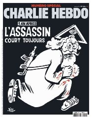 Toujours Charlie...