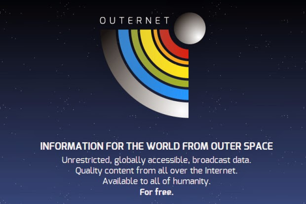Project Outernet to Provide Free Internet Across the Globe
