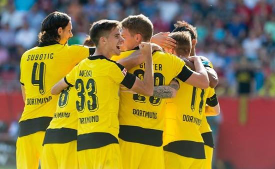 Ingolstadt 0 x 4 Borussia Dortmund - Campeonato Alemão(Bundesliga) 2015/16