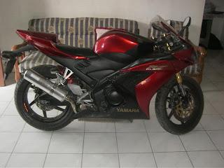 Modif Motor Yamaha Vixion Ks