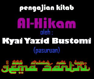 Kumpulan Mp3 Pengajian Al-Hikam Oleh KH. Yazid Bustomi