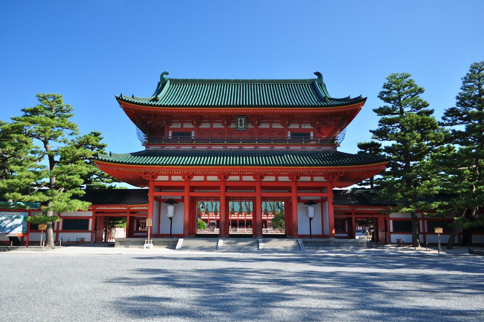 京都日和 〜 Kyoto Biyori ~ : 平安 ...