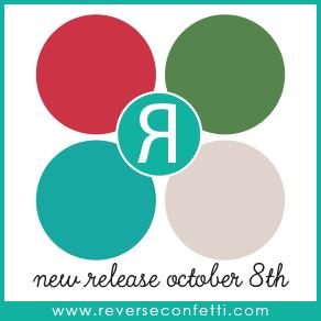 Reverse Confetti New Release!