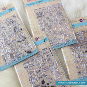 Julie Nutting Planner Stamps