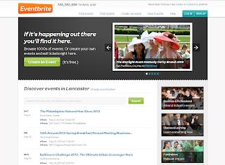Eventbrite Homepage - Slowlygrowingbetter.blogspot.com