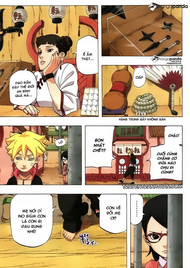Naruto Chap 700 - Trang 5
