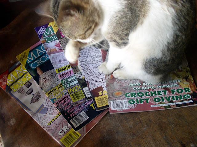 Enjoy Magic Crochet magazines