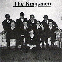 The Kingsmen Quartet-Hits Of The 70's-Vol 2-
