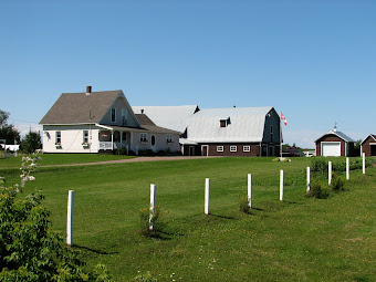 Jeffery Homestead, Alma, PEI Canada