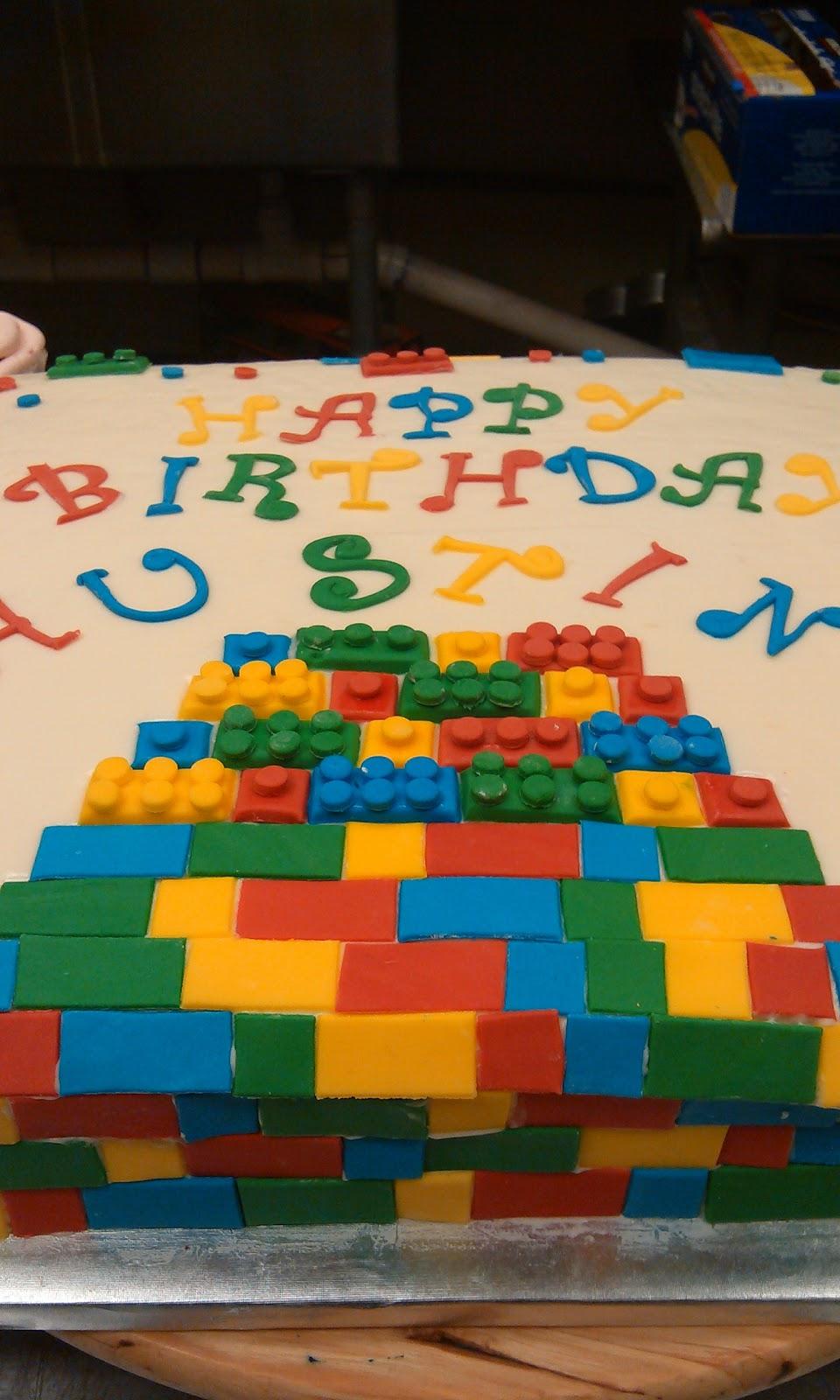 Cake Art Lawrenceville Hwy : CAFE AROMAS: Lego Chima Cake