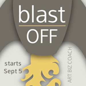 Blast Off Your Art Career!