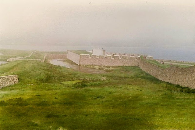 Fortifications of Louisbourg, Nova Scotia