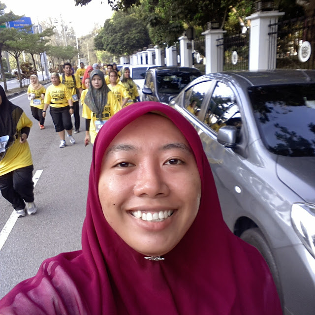 shah alam picnic run, sapr15, medal finisher, larian,