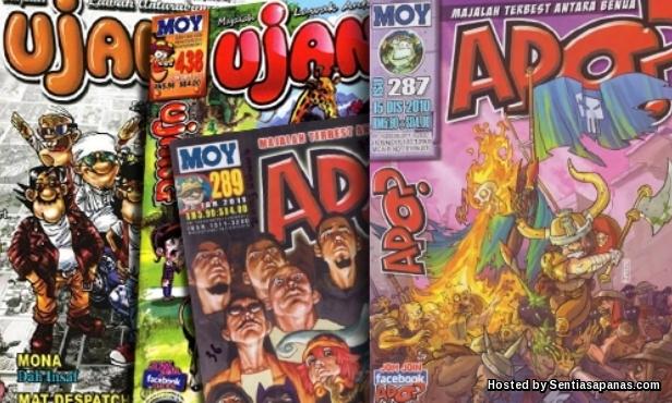 Majalah APO Dan Ujang