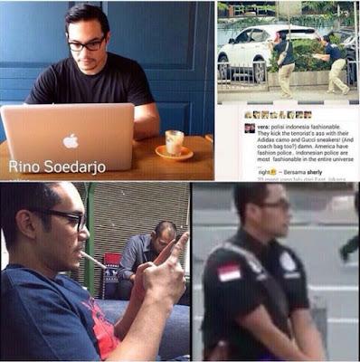 Rino-Soedarjo-Polisi-Ganteng