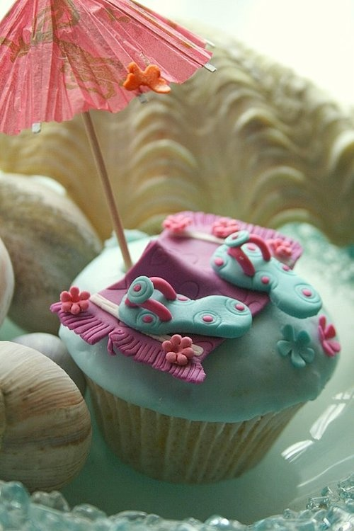 Have Been Saving Up These Sea Inspired Cakes For Just An Occasion Like This