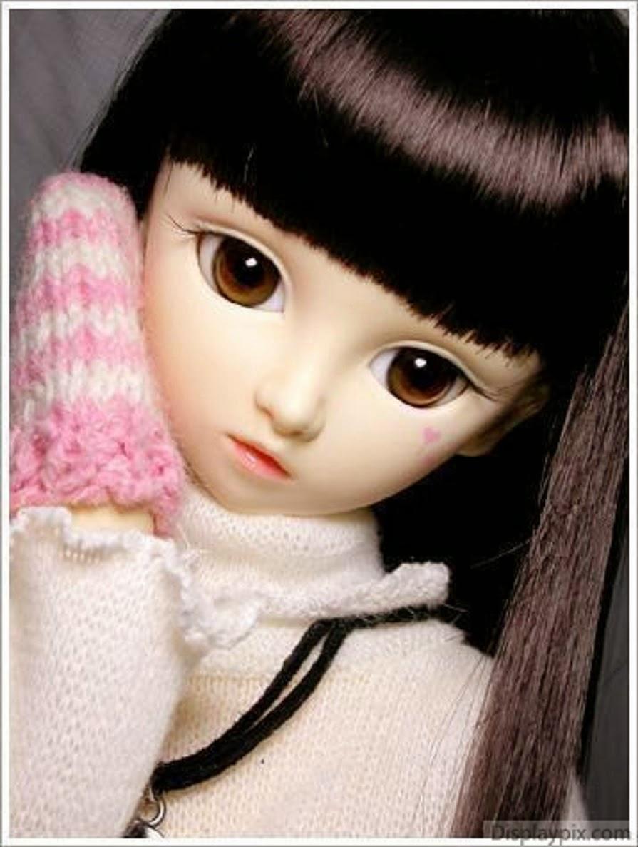 Cute Barbie Doll Sad HD Wallpaper