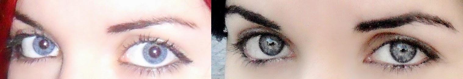 tinte de cejas antes y despues