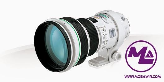 EF 400mm f/4 DO IS USM