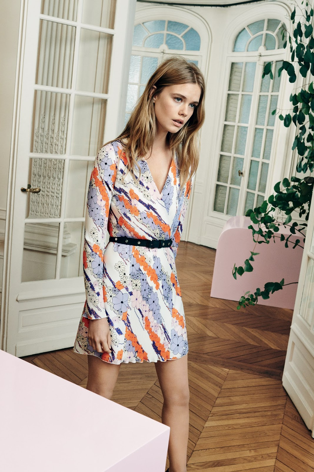 La Redoute X Carven collection via www.fashionedbylove.co.uk  / fashion blog, collections & news