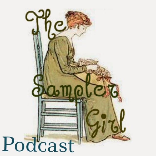 The Sampler Girl PODCAST