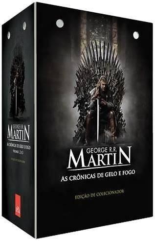 As Crônicas de Gelo e Fogo (E Books) Livros 1, 2, 3, 4 e 5 Português   Torrent Torrent Grátis
