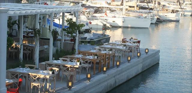 kydonia, mekan, istanbul, restoran