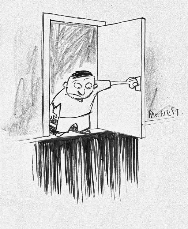 Benett: Porta/Door.