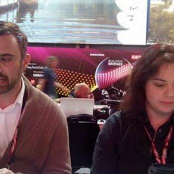Καπουτζίδης - Κοζάκου: Το μεγάλο κέρδος που λαμβάνουν από το σχολιασμό της... Eurovision!