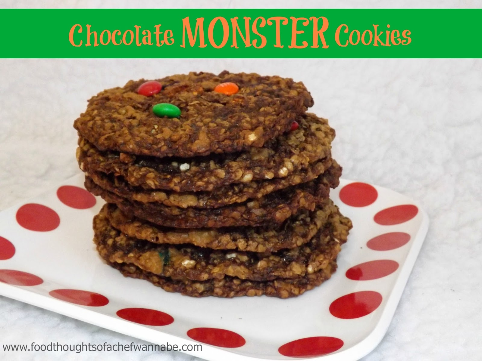 Foodthoughtsofachefwannabe Chocolate Monster Cookies. Breastfeeding Signs. Bernard Signs. Irritated Signs. 18 Star Signs Of Stroke. Navigation Signs Of Stroke. Tumblr Word Signs. Raptor Signs. Dysthymic Disorder Signs